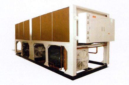 风冷螺杆式热泵/冷水机组